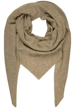 cashmere stories - Schal - taupe