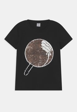Lindex - ALL KIDS - T-Shirt print - black