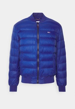 Tommy Jeans - LIGHT JACKET - Untuvatakki - blue