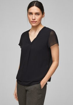 s.Oliver BLACK LABEL - Bluse - black