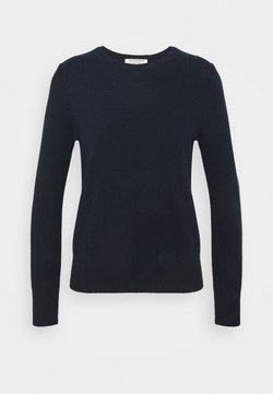 Marks & Spencer London - CREW - Strickpullover - dark blue