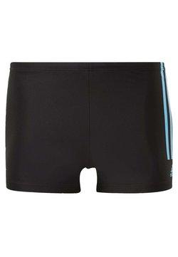 adidas Performance - STRIPES SWIM BRIEFS - Uimahousut - black