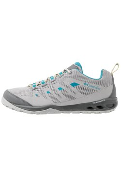 Columbia - VAPOR VENT - Hikingschuh - grey ice/beta