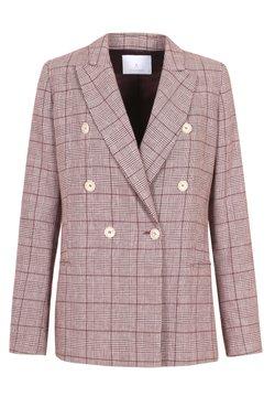 Scalpers - WALES  - Blazer - burgundy check