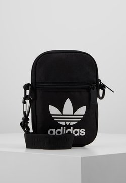 adidas Originals - FEST BAG TREF - Axelremsväska - black