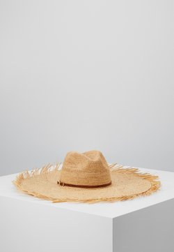 Patrizia Pepe - CAPPELLO FALDA LARGA - Hatt - sand