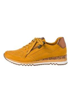 Marco Tozzi - Sneakers basse - saffron comb