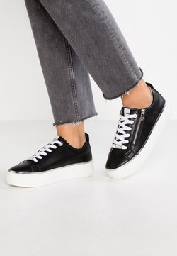 TOM TAILOR DENIM - Trainers - black