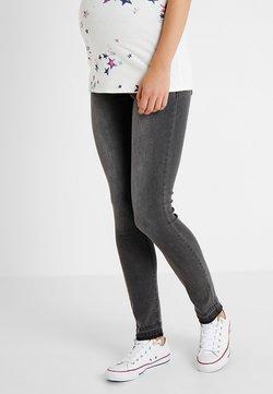 Supermom - FEATHER SOFT - Jeans Skinny Fit - grey denim