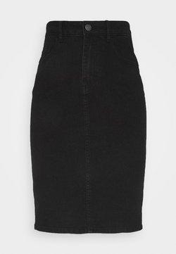Vero Moda Tall - VMHOT PENCIL SKIRT  - Jupe crayon - black
