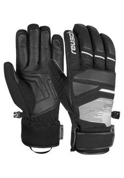 Reusch - STORM R-TEX - Fingerhandschuh - white black