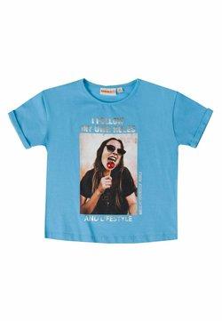 UBS2 - Camiseta estampada - turquesa