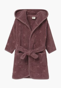 Müsli by GREEN COTTON - BATHROBE BUNNY UNISEX - Bademantel - flint