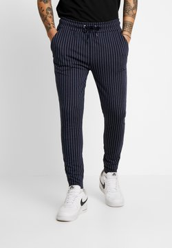 CLOSURE London - PIN STRIPE - Jogginghose - navy