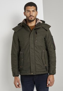 TOM TAILOR - Winterjacke - shadow olive
