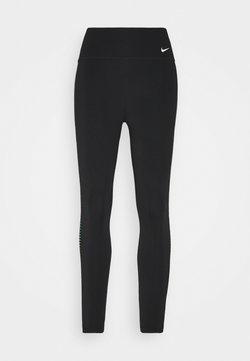 Nike Performance - ONE RAINBOW 7/8 - Collants - black/white