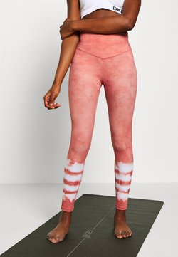 L'urv - DRIFT AWAY LEGGING - Medias - rust