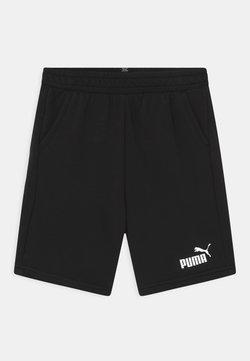 Puma - UNISEX - Träningsshorts - puma black