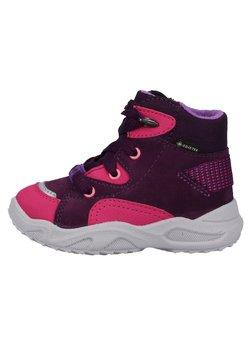 Superfit - Lauflernschuh - purple/pink