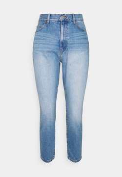 Dr.Denim Petite - NORA PETITE - Jeansy Relaxed Fit - empress blue