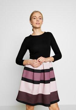 Anna Field - Cocktailkleid/festliches Kleid - black/rose