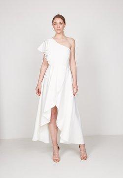 True Violet - HI-LOW - Robe de cocktail - off white
