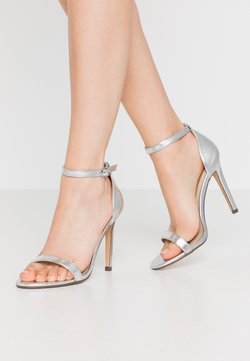 4th & Reckless - JASMINE - Sandalias de tacón - silver