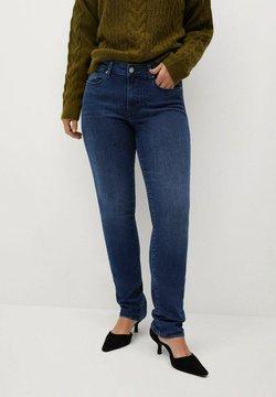 Violeta by Mango - VALENTIN - Jeans Straight Leg - dunkelblau