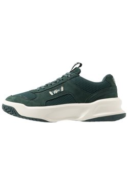 Lacoste - ACE LIFT - Sneaker low - dark green