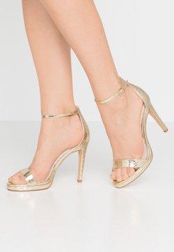 Buffalo - JANNA - High Heel Sandalette - gold