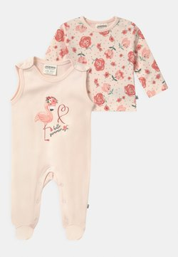 Jacky Baby - MIDSUMMER SET  - Pyjama - light pink/white