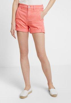 Marc O'Polo - DENIM SHORTS, REGULAR FIT, SHORT LE - Shorts di jeans - peach pink