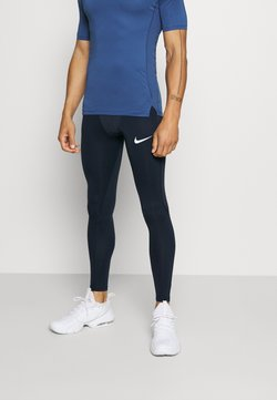 Nike Performance - Tights - obsidian/white