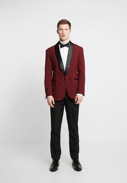 OppoSuits - HOT TUXEDO - Costume - burgundy