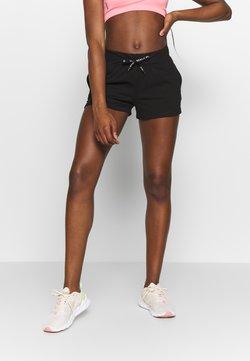 ONLY Play - ONPPERFORMANCE SHORTS - kurze Sporthose - black