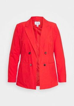 Simply Be - FASHION - Blazer - red orange