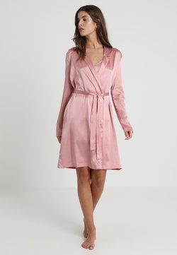 La Perla - REWARD SHORT ROBE - Dressing gown - pink powder