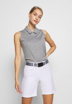 adidas Golf - PERFORMANCE SPORTS GOLF SLEEVELESS - Polo shirt - glory grey