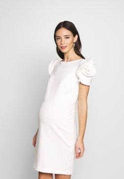 Pietro Brunelli - CAPRI - Vestido de tubo - white