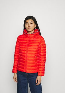Tommy Hilfiger - ESSENTIAL PACK - Daunenjacke - oxidized orange