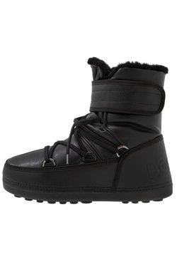 Bogner - DAVOS - Schnürstiefelette - black