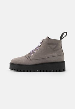 LÄST - ROCKY - Ankle Boot - grey