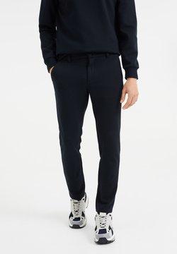 WE Fashion - Chino - dark blue