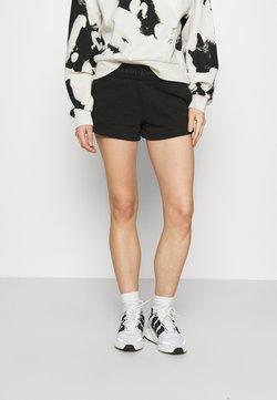 Calvin Klein Jeans - LOGO TRIM - Jogginghose - black