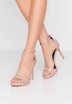 Madden Girl - FLASHYY - Sandalen met hoge hak - fawn