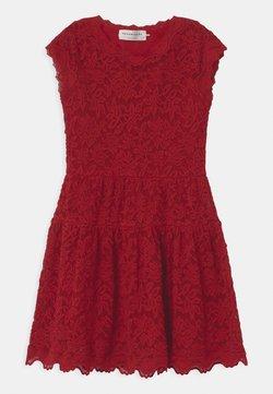 Rosemunde - LACE - Sukienka koktajlowa - cranberry