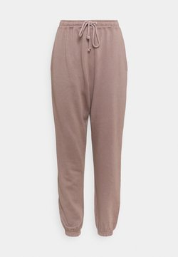 Missguided Tall - BASIC OVERSIZED - Jogginghose - brown