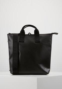 Jost - TOLJA CHANGE BAG MINI - Reppu - black