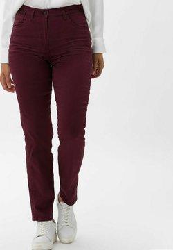 BRAX - CORRY NEW - Slim fit jeans - dark purple