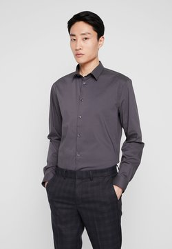 CELIO - MASANTAL SLIM FIT - Businesshemd - charcoal